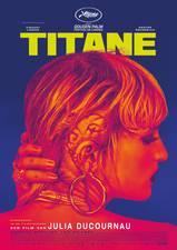 Filmposter Titane