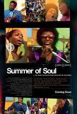 Filmposter Summer of Soul