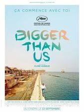 Filmposter Bigger Than Us