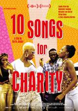 Filmposter 10 Songs for Charity