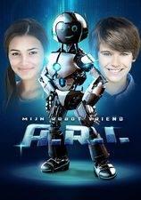 Filmposter Mijn robot vriend A.R.I