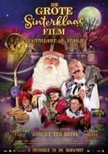 Filmposter De Grote Sinterklaasfilm: Trammelant in Spanje
