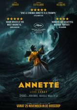 Filmposter Annette