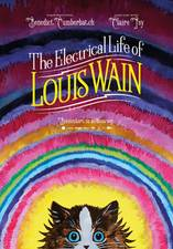 Filmposter The Electrical Life of Louis Wain