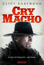 Filmposter Cry Macho