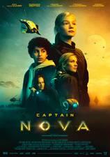 Filmposter Captain Nova