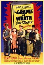 Filmposter The Grapes of Wrath