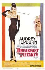 Filmposter Breakfast at Tiffany's