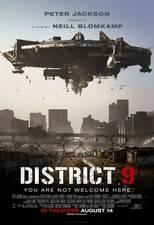Filmposter District 9