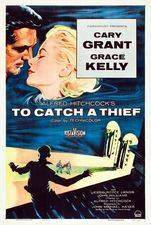 Filmposter To catch a Thief
