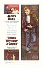 Filmposter Rebel Without A Cause
