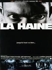 Filmposter La Haine (re)