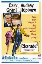 Filmposter Charade