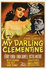 Filmposter My Darling Clementine