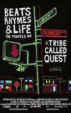 Filmposter Beats, Rhymes & Life: The Travels of A Tribe Called Quest