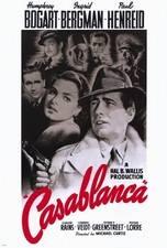 Filmposter Casablanca