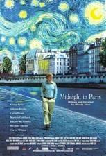 Filmposter Midnight in Paris