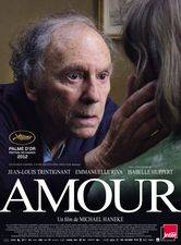 Filmposter Amour