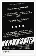 Filmposter Koyaanisqatsi
