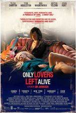 Filmposter Only Lovers Left Alive