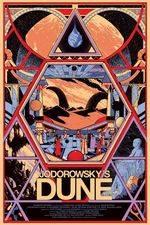 Filmposter Jodorowsky's Dune