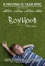 Filmposter Boyhood