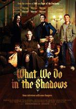 Filmposter What We Do In the Shadows