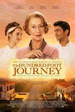 Filmposter The Hundred-Foot Journey