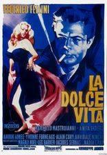 Filmposter La Dolce Vita