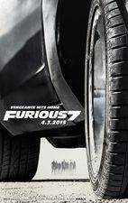 Filmposter Furious 7