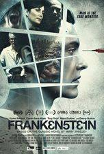 Filmposter Frankenstein
