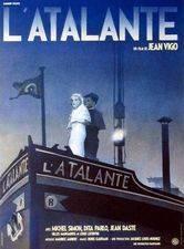 Filmposter L'Atalante