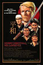 Filmposter Merry Christmas Mr. Lawrence