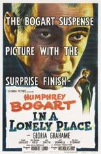 Filmposter In A Lonely Place
