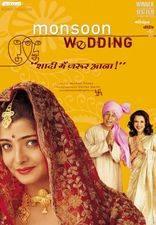 Filmposter Monsoon Wedding