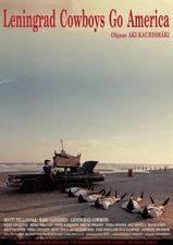 Filmposter Leningrad Cowboys Go America