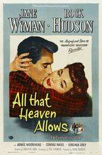 Filmposter All That Heaven Allows