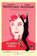 Filmposter funny face