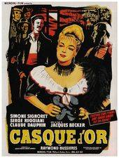 Filmposter Casque d'Or