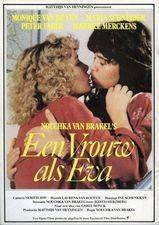 Filmposter Een vrouw als Eva