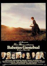 Filmposter BABETTE'S FEAST