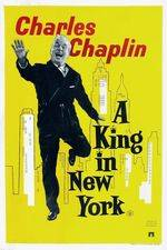 Filmposter A King in New York