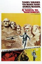 Filmposter North by northwest