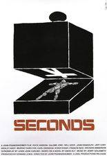 Filmposter Seconds