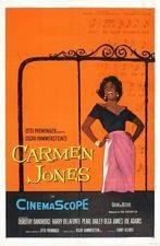 Filmposter Carmen Jones
