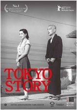 Filmposter Tōkyō Monogatari
