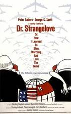 Filmposter Dr. Strangelove or: How I Learned to Stop Worrying and Love the Bomb