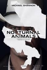 Filmposter Nocturnal Animals