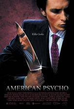Filmposter American Psycho