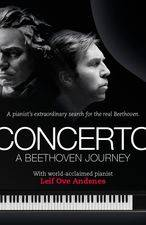 Filmposter Concerto: A Beethoven Journey